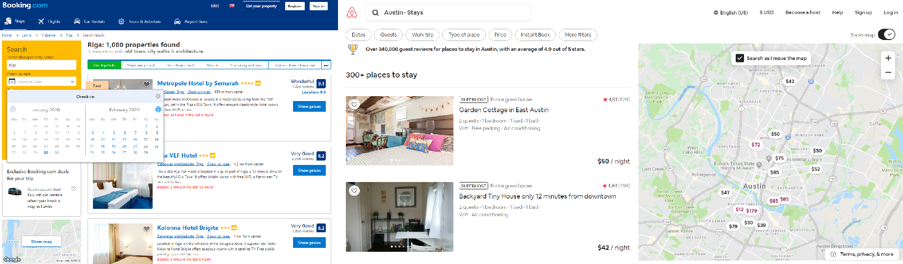 Booking.com Build a Vacation Rental Website