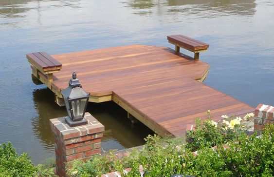 Types of Permanent and Temporary Docks