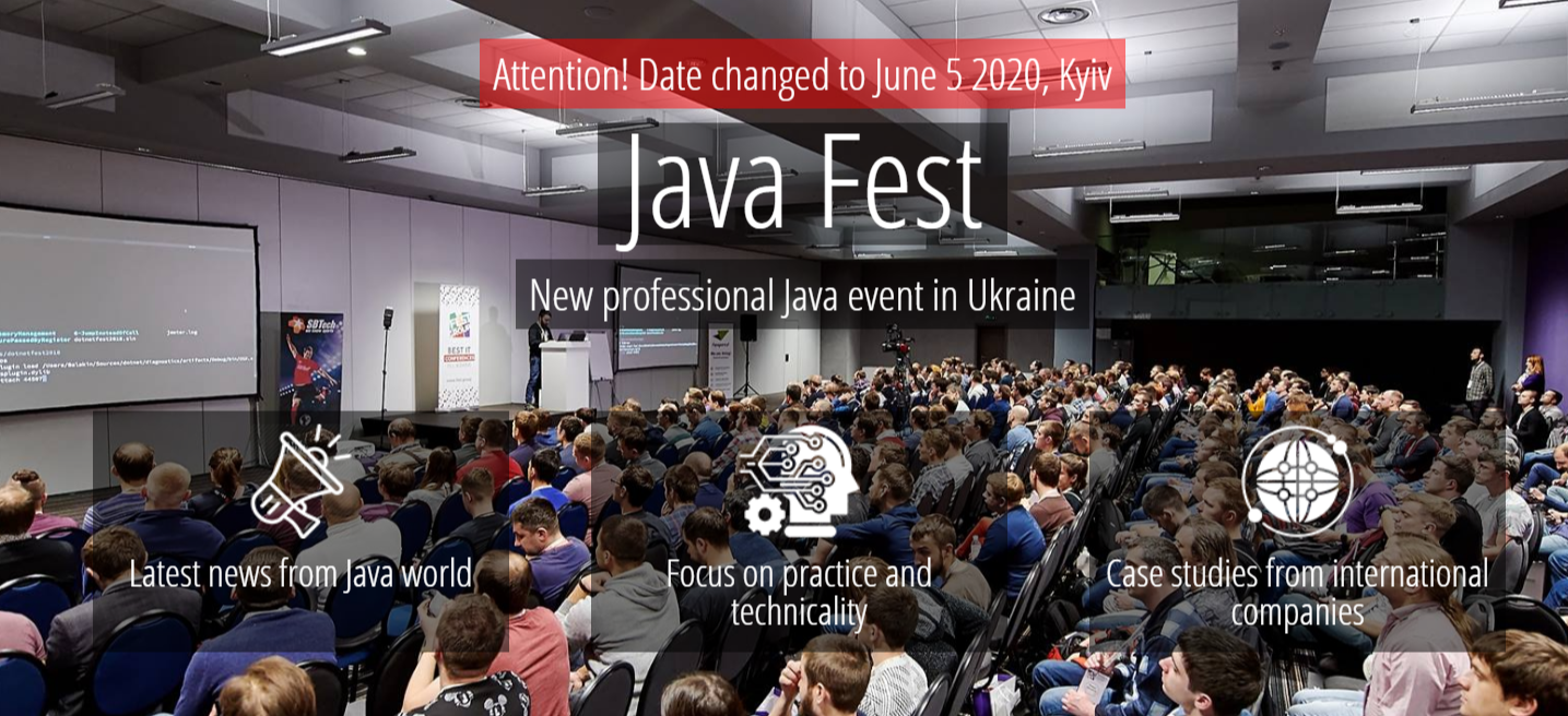 Best Java Conferences JavaFest