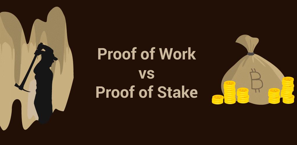 Простыми Словами о Proof-of-Work и Proof-of-Stake