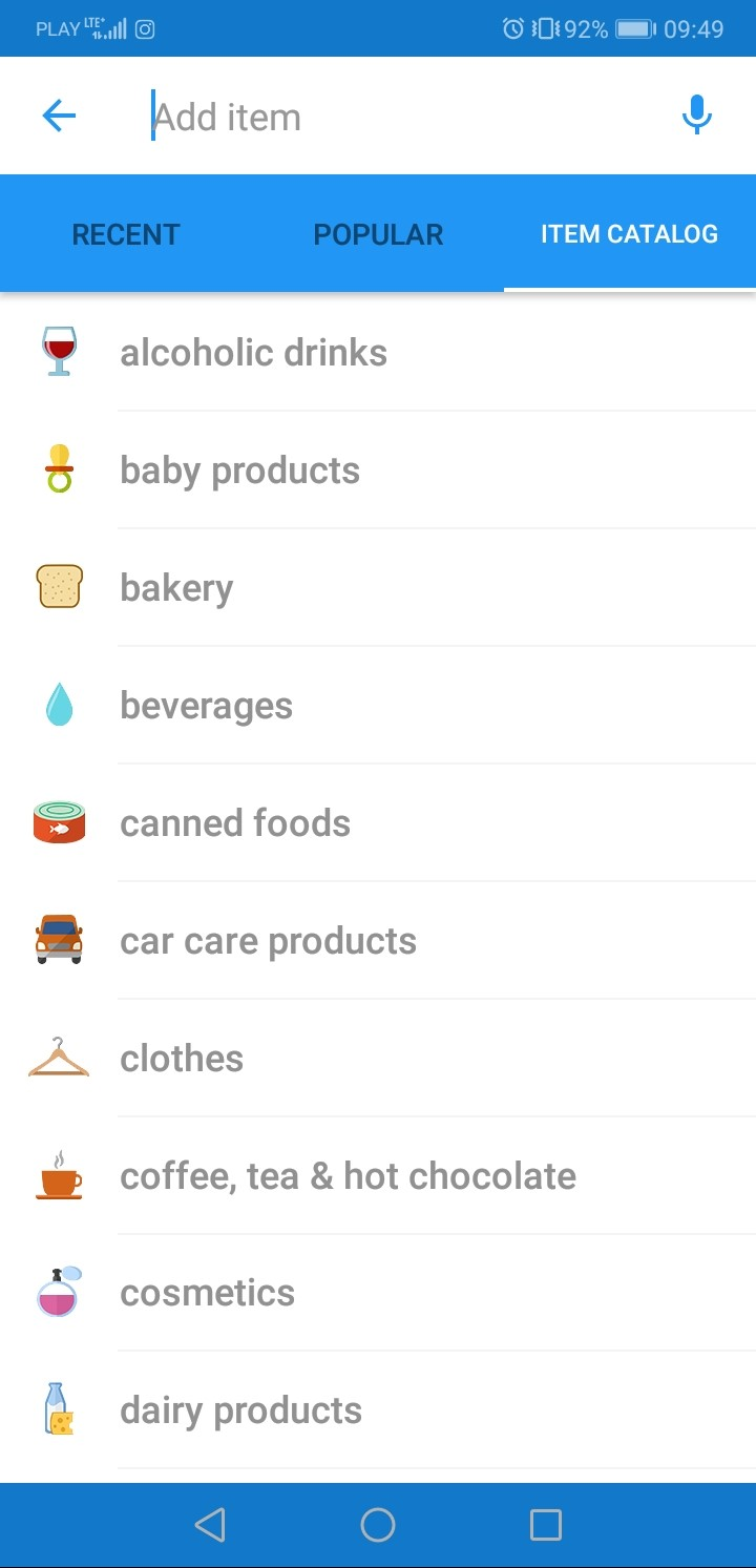 Best Shopping List Apps for Android Listonic