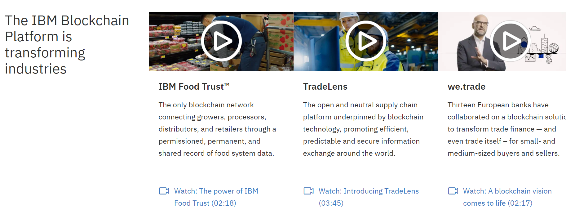 Как выбрать Компании-Разработчика Программного Обеспечения ERP IBM Blockchain