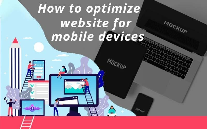 Website Optimization for Mobile Devices Leads