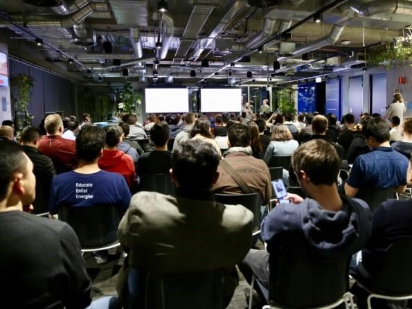 React Conf React js и React Native Конференции