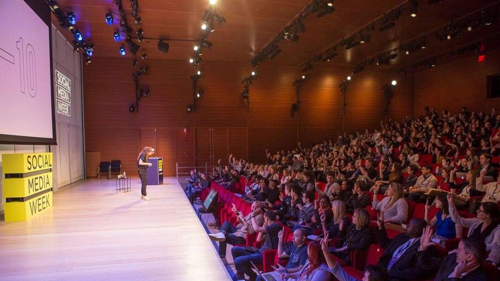 SMW Social Media Conferences