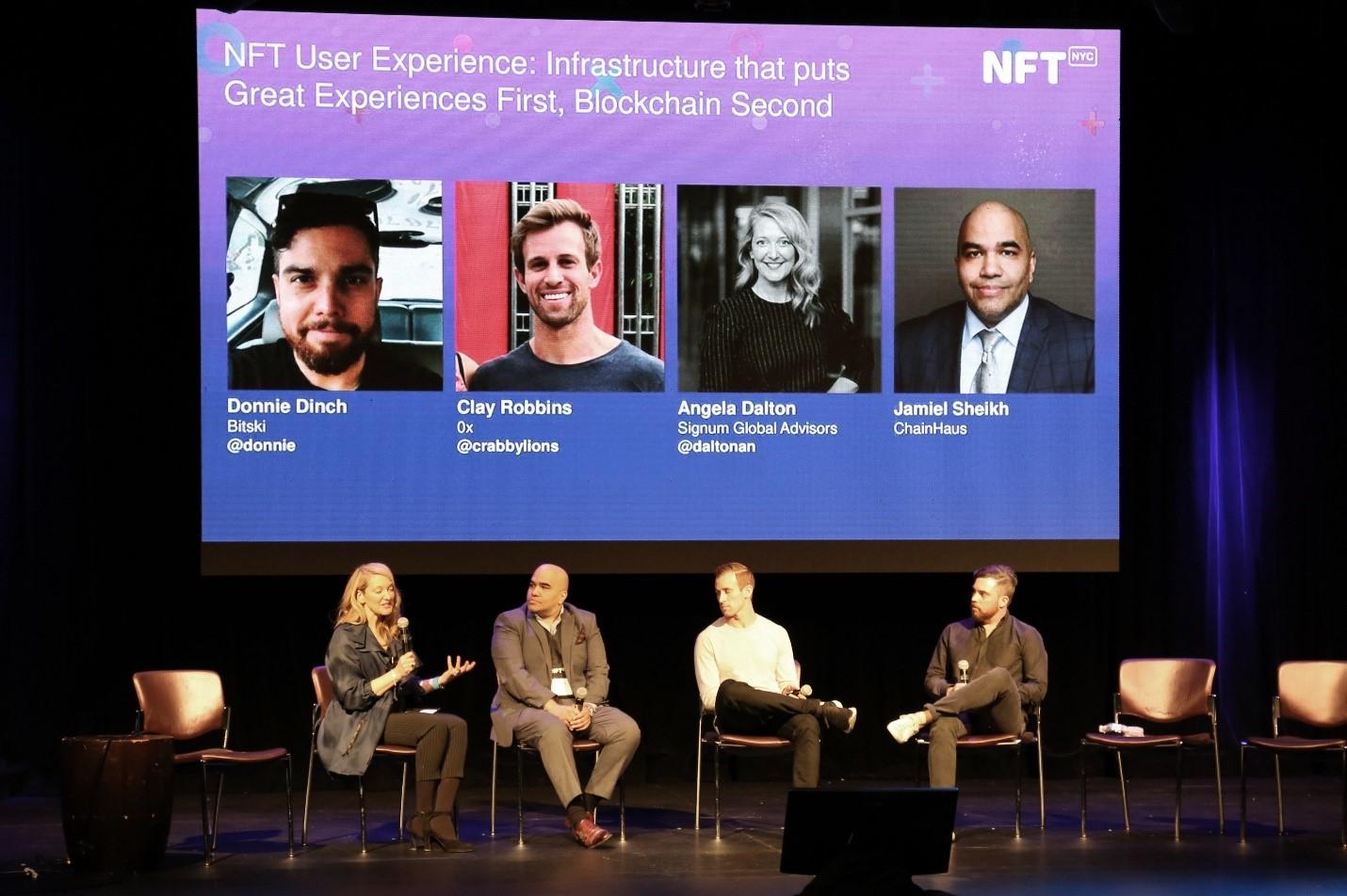 Конференции по Криптовалютам NFT.NYC