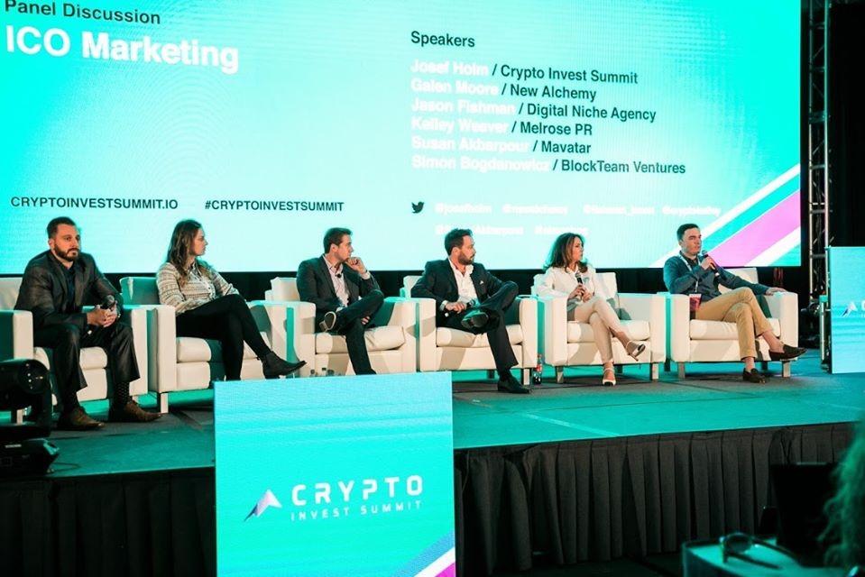 Конференции по Криптовалютам Summit