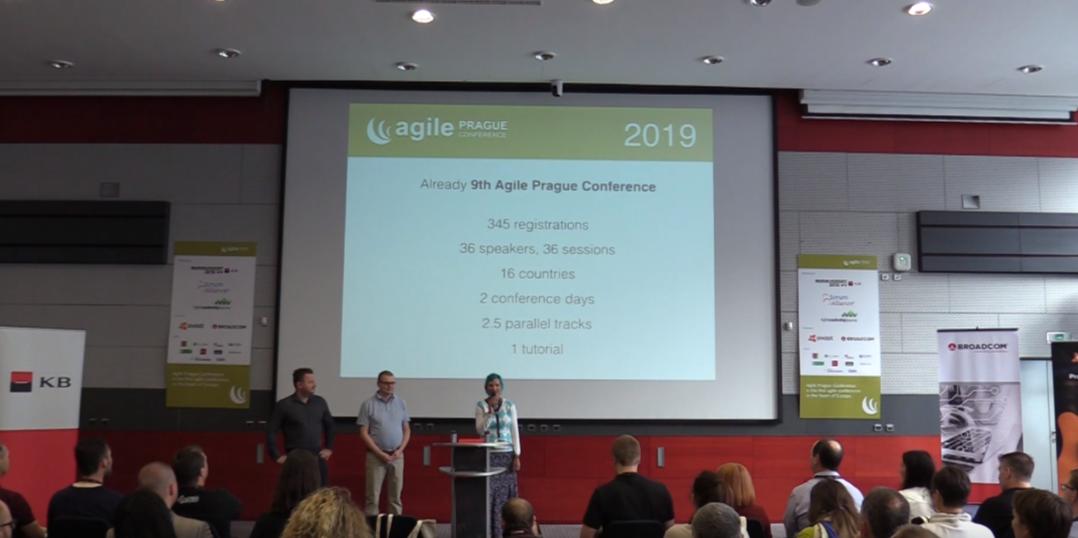 Agile конференции Agile Prague