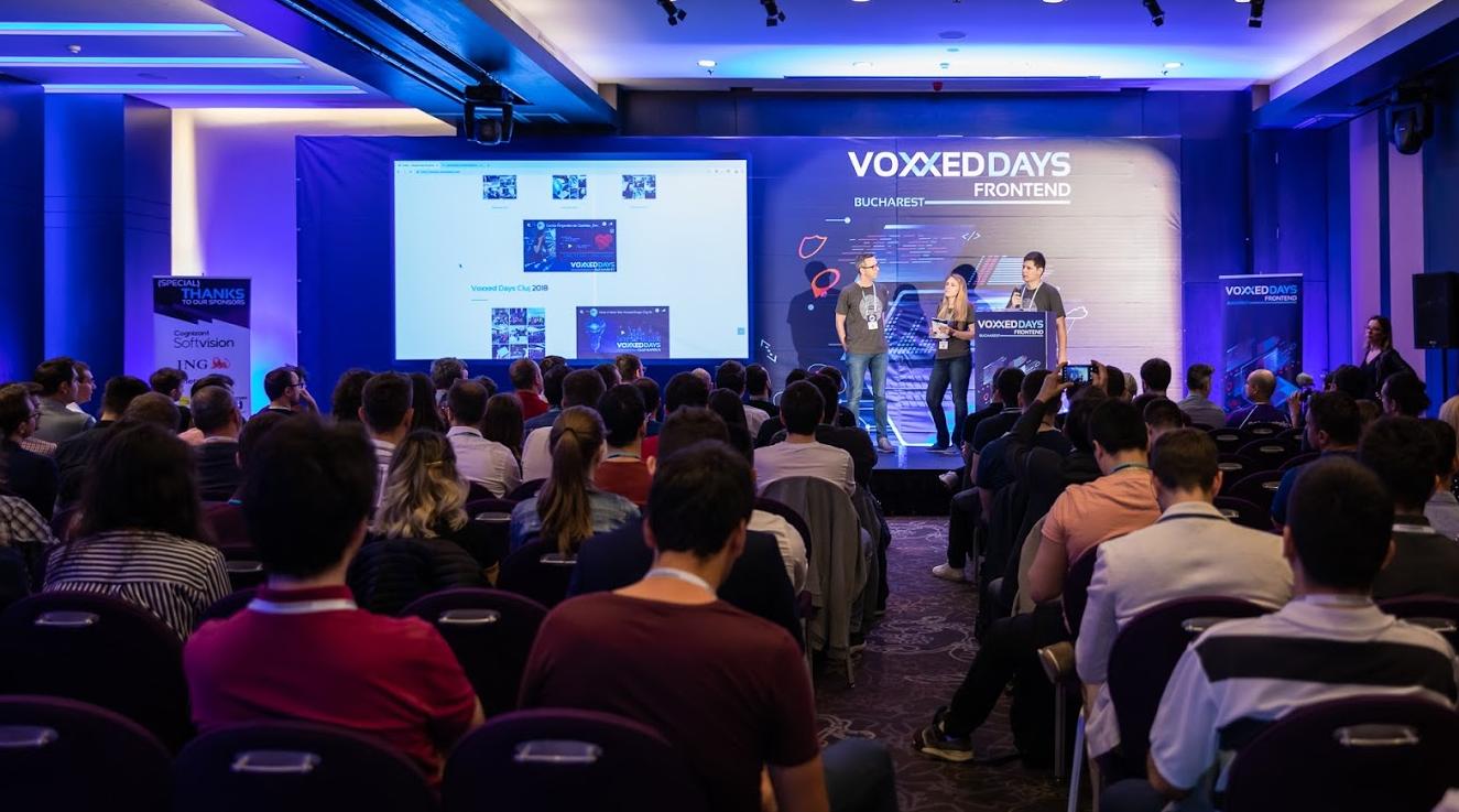 Voxxed Days Конференции по Веб-разработке
