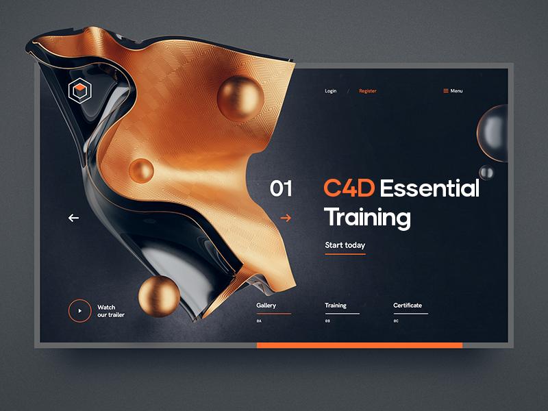 Le 10 migliori tendenze del graphic design 2020 voluminose