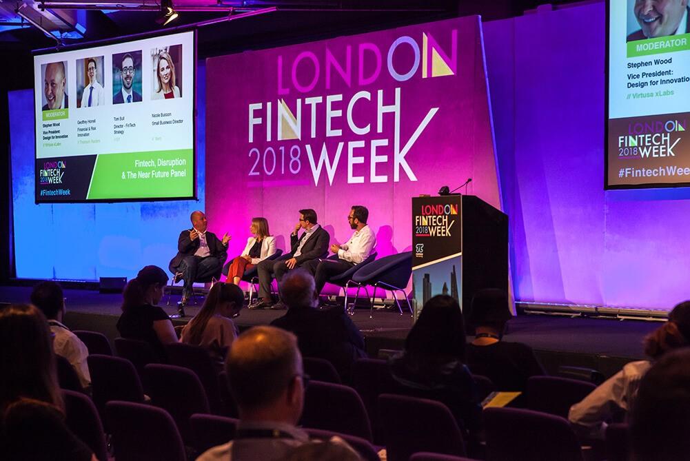 FinTech Конференции London