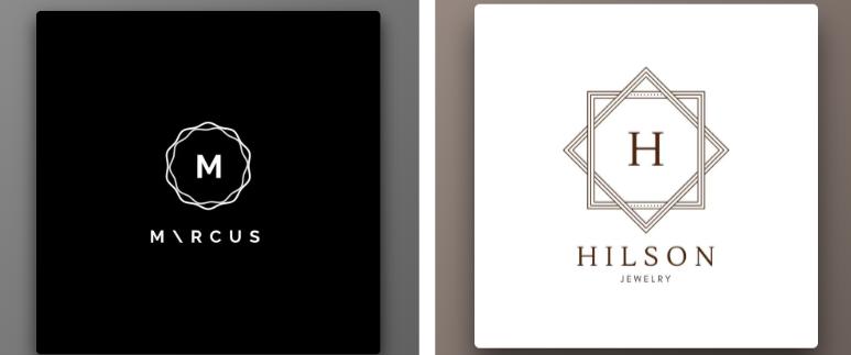 Тренды Дизайна Логотипов минимализм