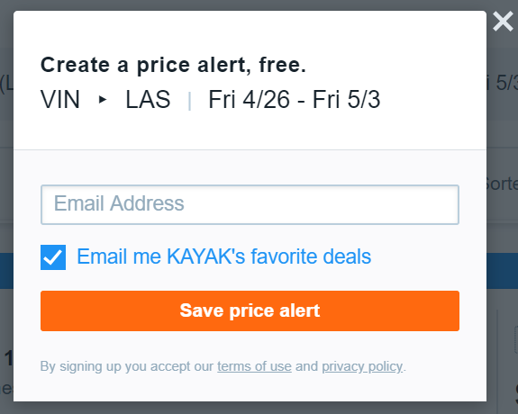 How to Build a Price Comparison Websites Kayak