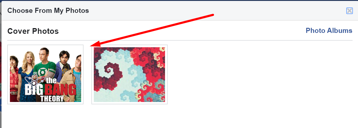 Facebook Business Page gallery