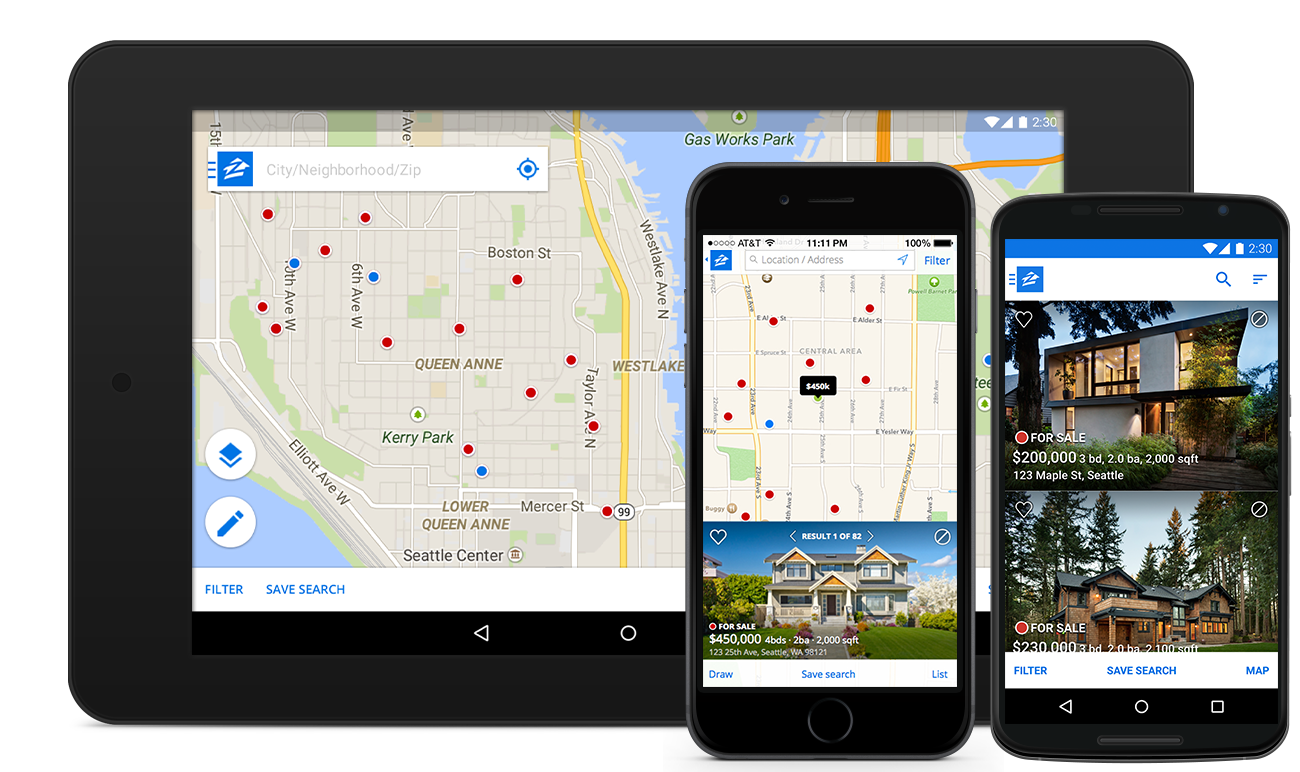 How to Build Real Estate Website mobile app