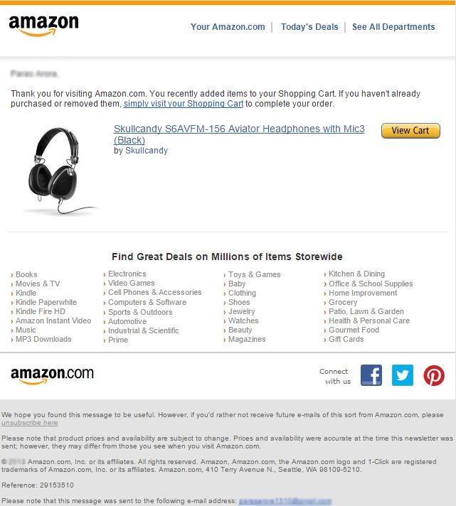 Amazon best marketplace marketing strategy