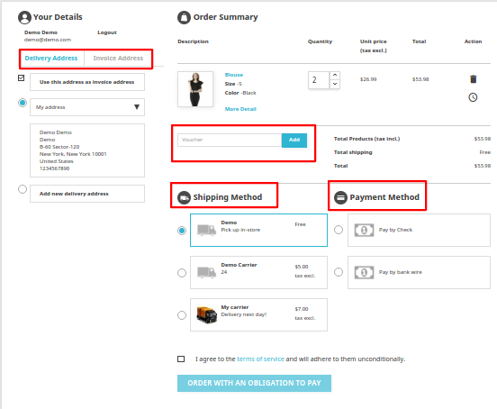 Develop Нour eCommerce Checkout to Maximize Conversion abandonment