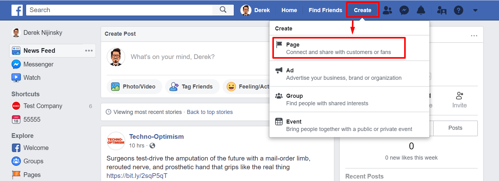 process Create Facebook Ads Account