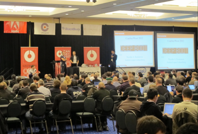 CanSecWest Cybersecurity Conference