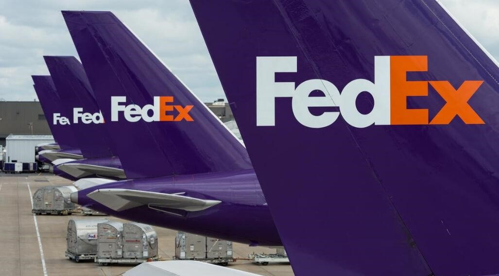 Logistic Companies That Use Blockchain FedEx