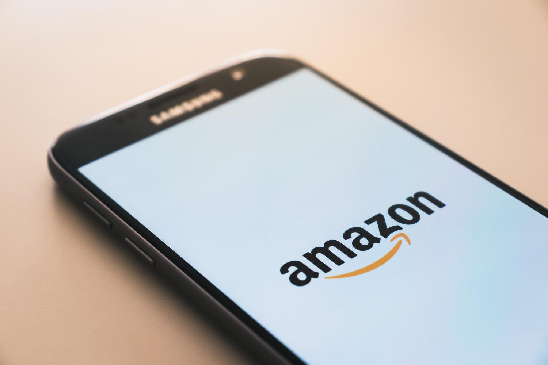 smartphone and amazon
