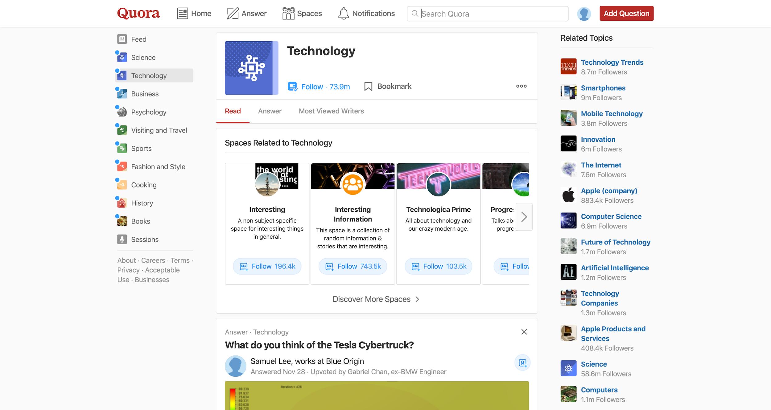 Forums Create a Social Media App
