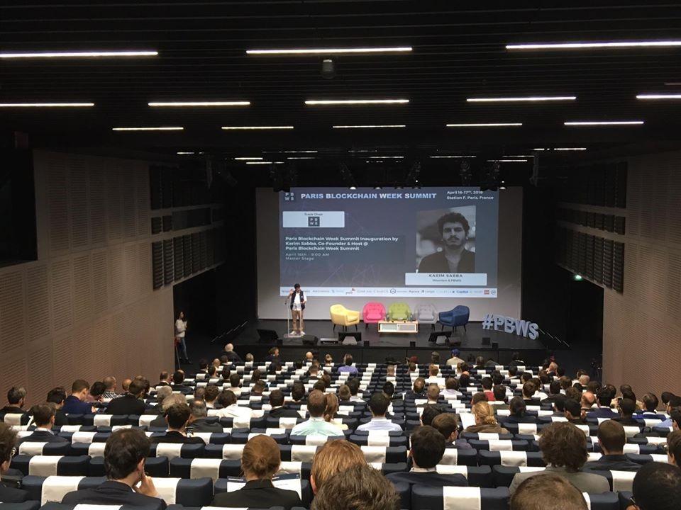 Конференции по Криптовалютам Paris