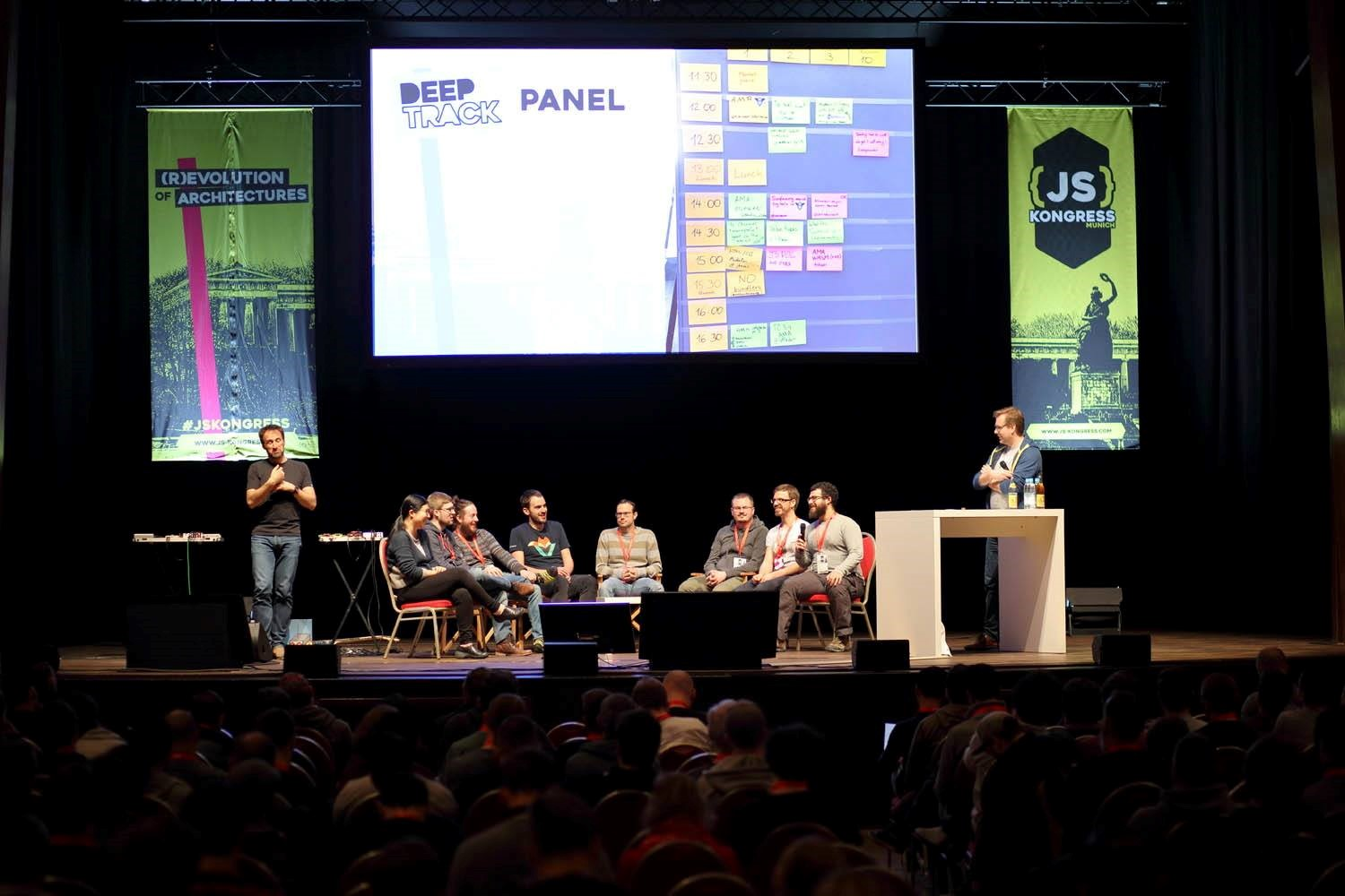 JavaScript Conferences Kongress