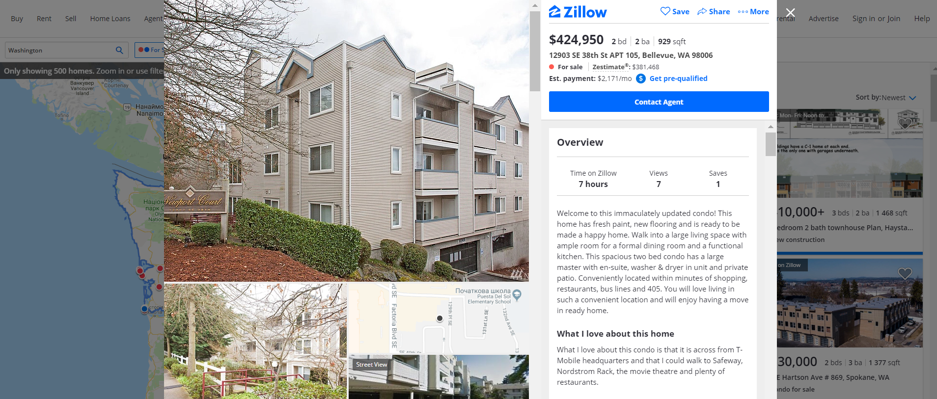 How to Build a Website Like Zillow Property