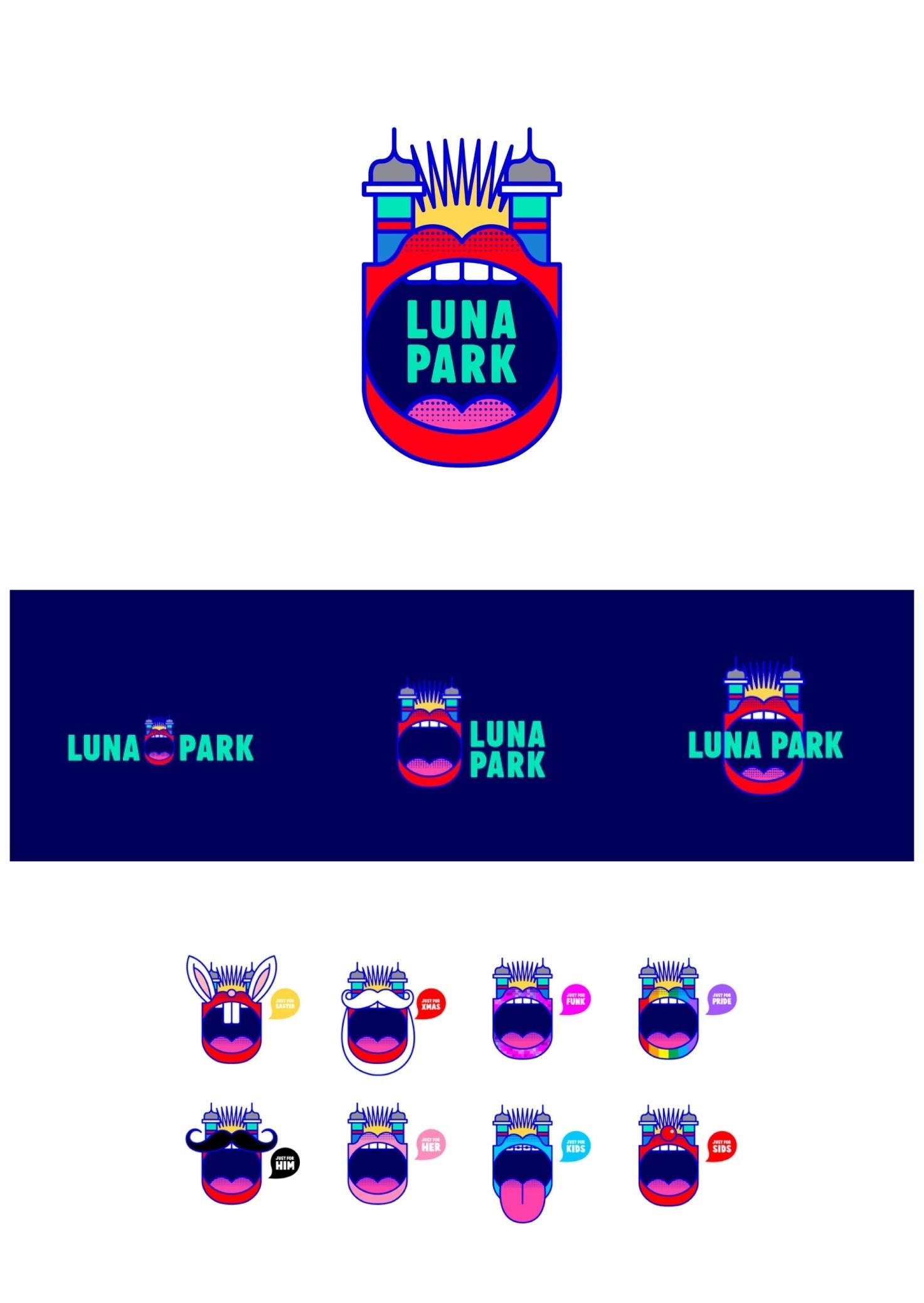 logo trends superhard colors