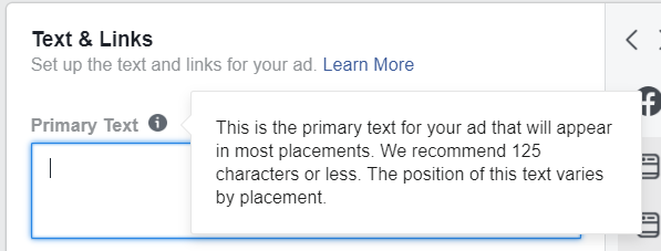 Facebook Ads Manager характеристика