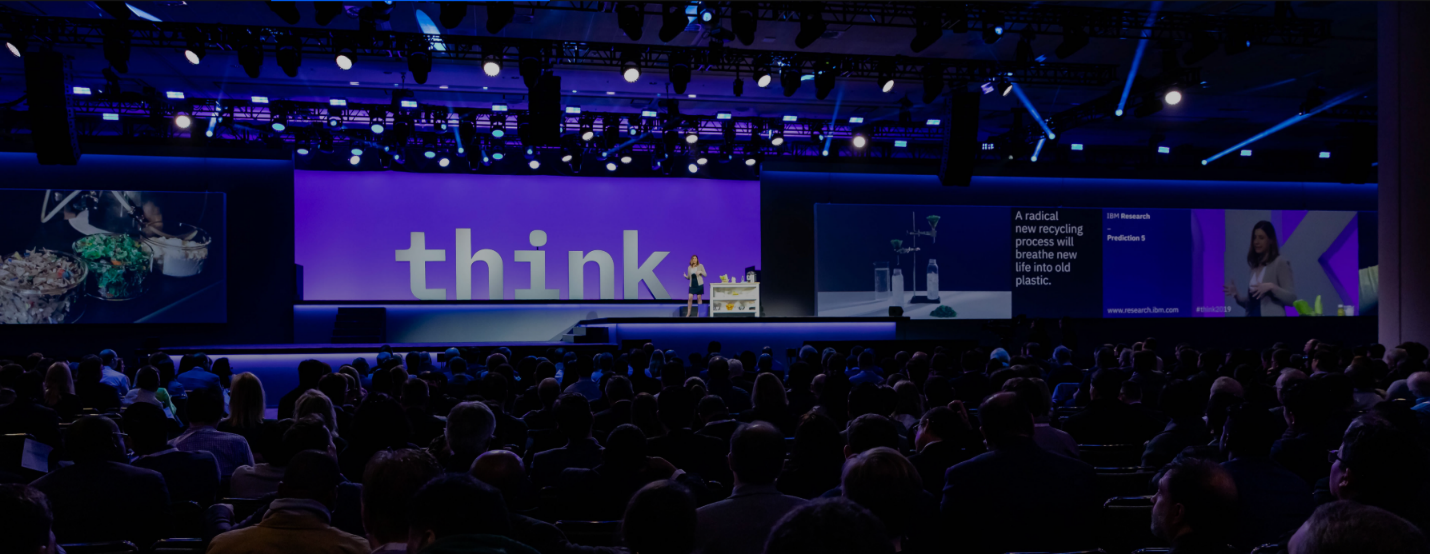 IT Conferences IBM Think