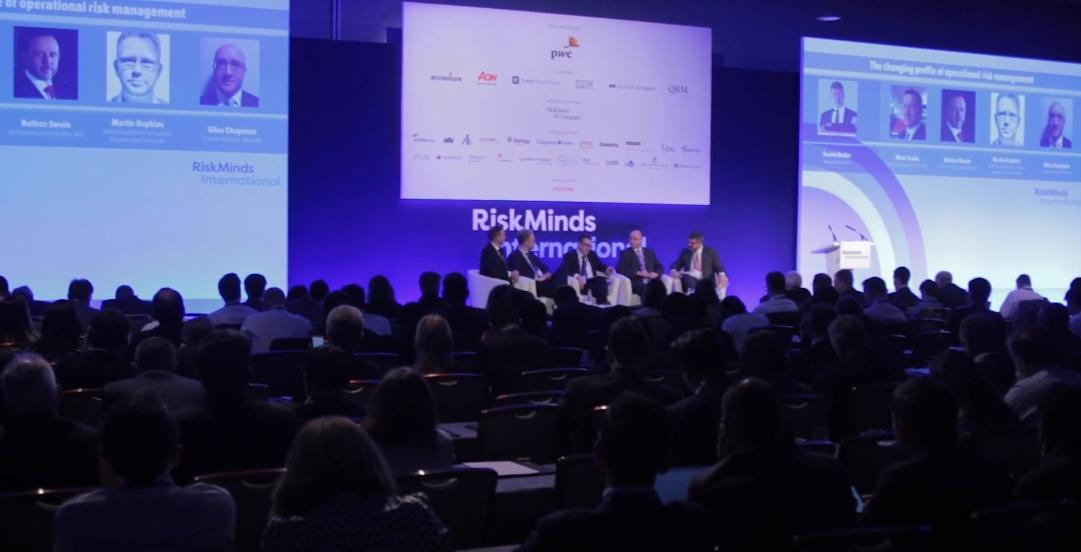 FinTech Конференции Risk