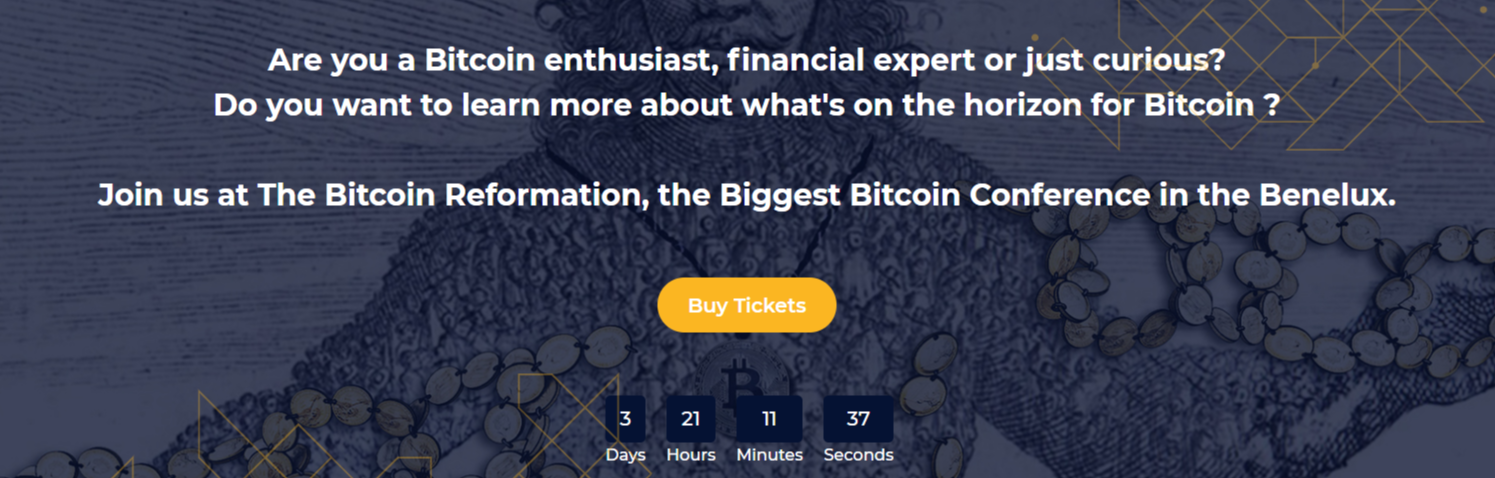 Bitcoin Conferences Reformation