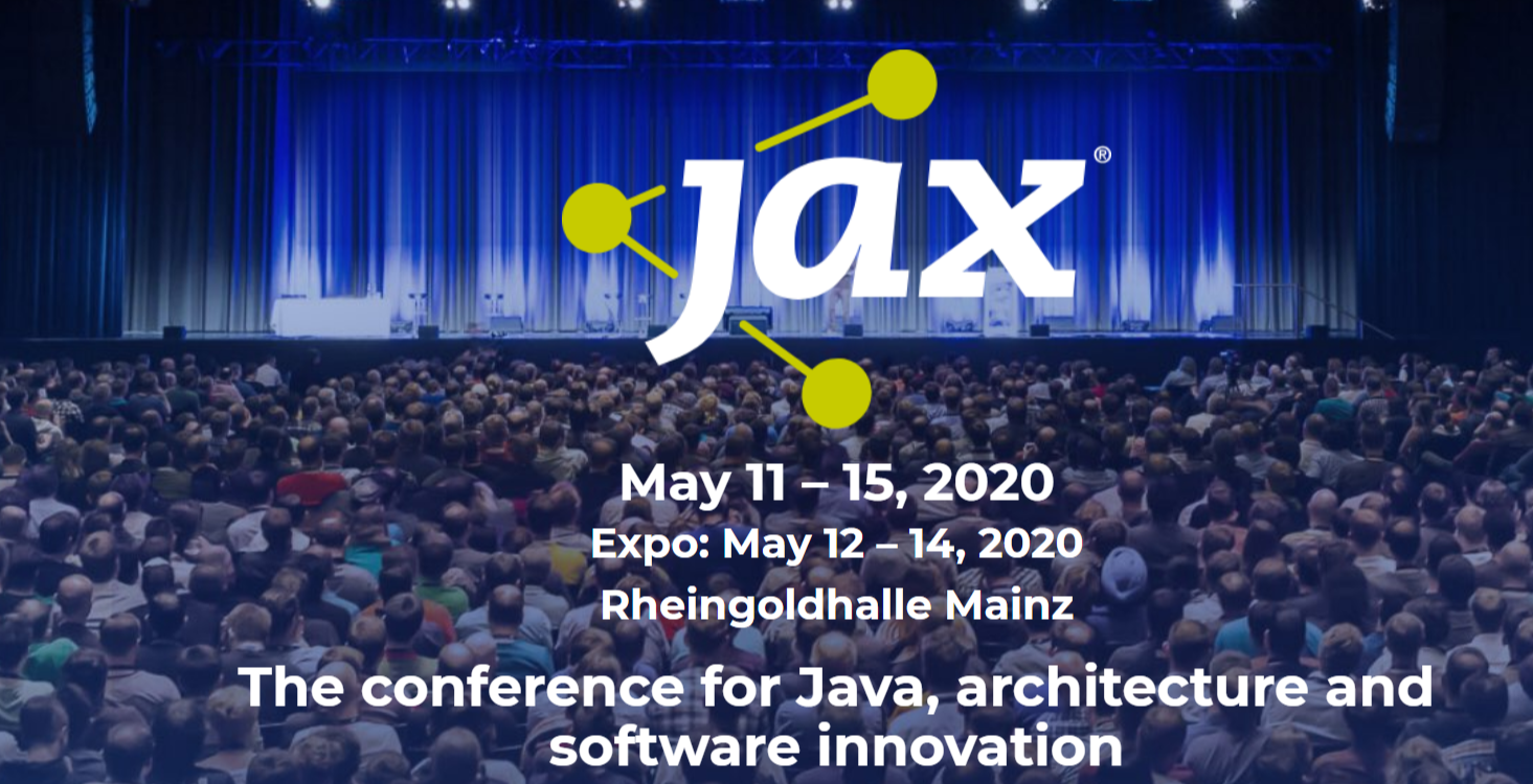 Best Java Conferences JAX
