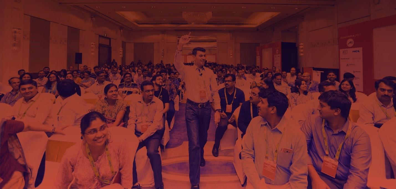 Agile конференции Agile India
