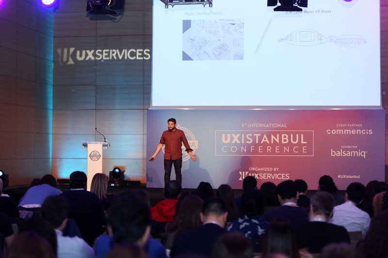 UI / UX Conferences Experience