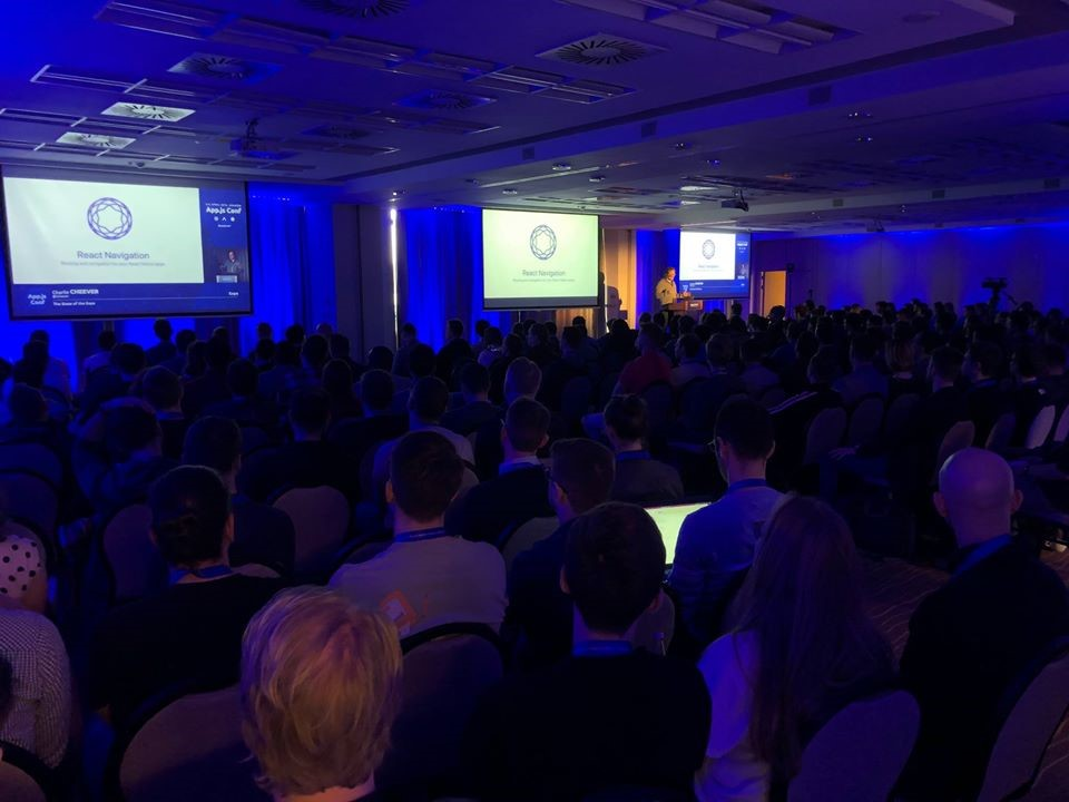 App React js и React Native Конференции