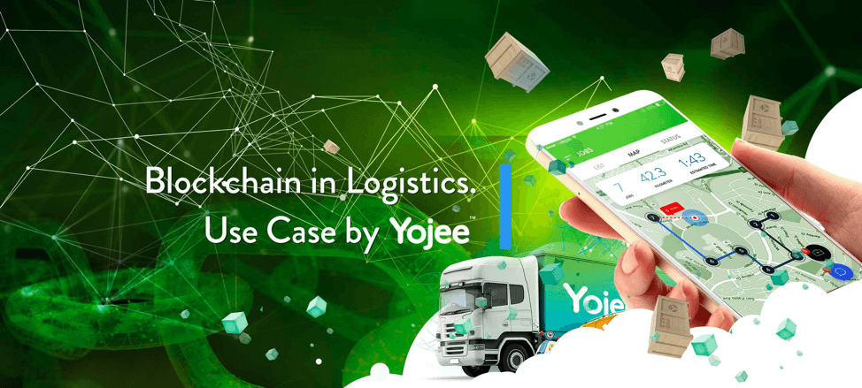 Blockchain Startups in Logistics Yojee