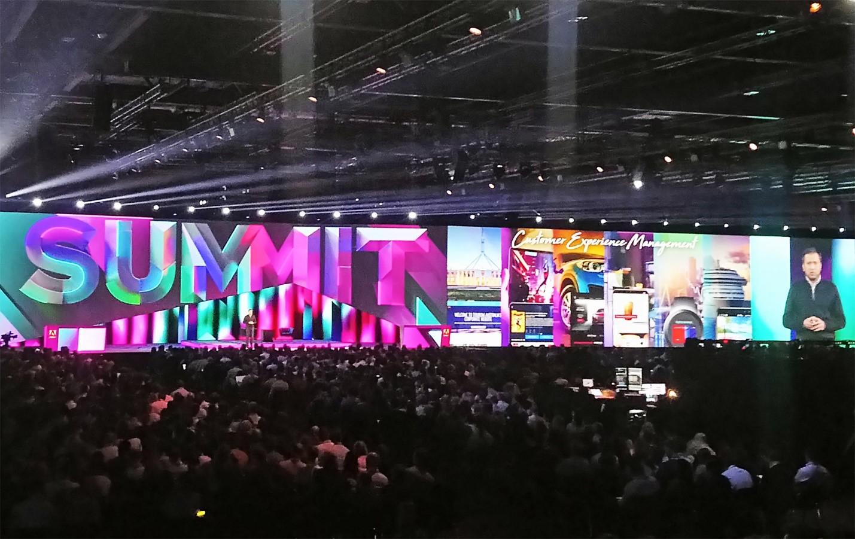 Adobe Summit Конференции B2B Маркетинга