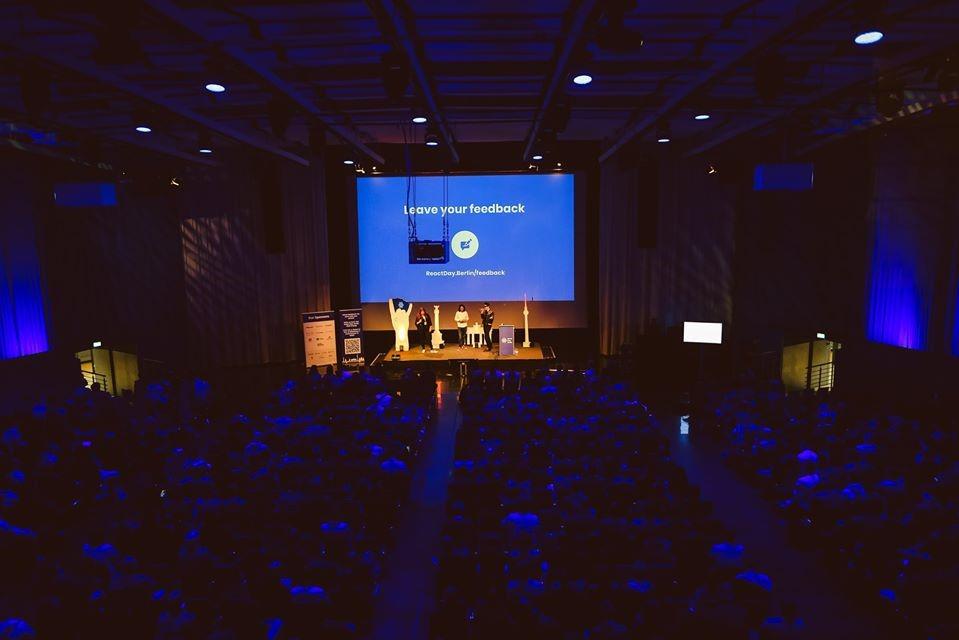 Day React js и React Native Конференции