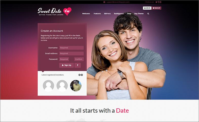 ПО Для Сайта Знакомств Sweet Date