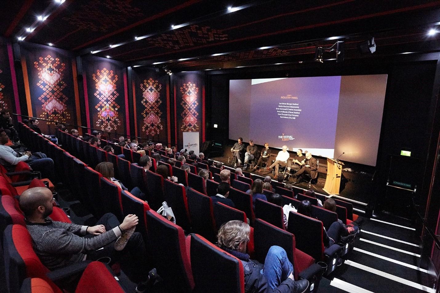 Игровые конференции VFX Fest