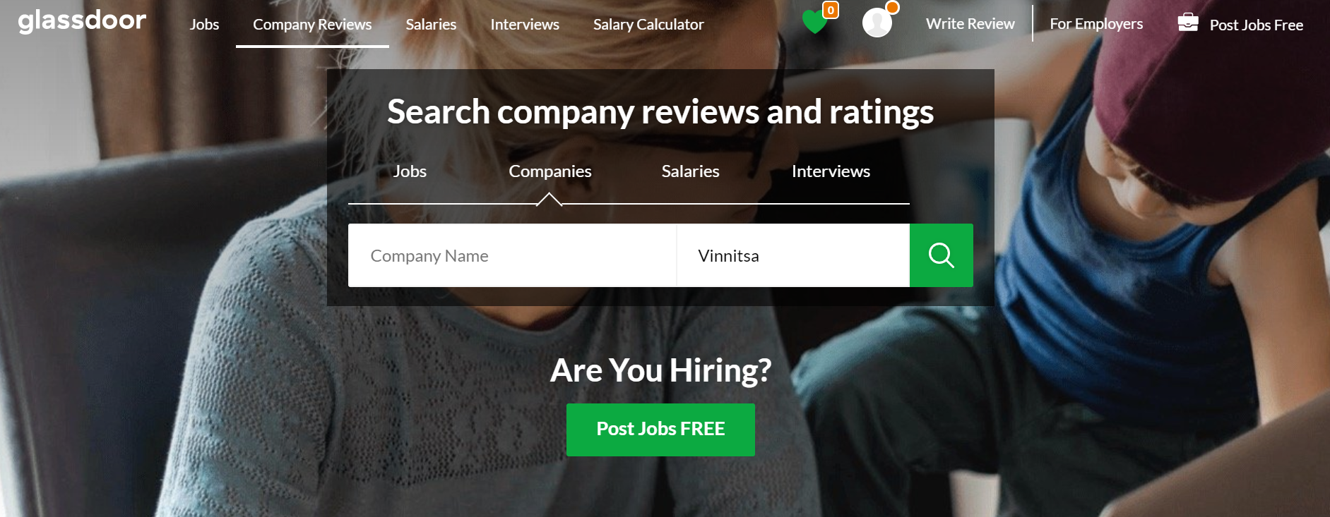 Cost to Build a Site Like Upwork Glassdoor.com