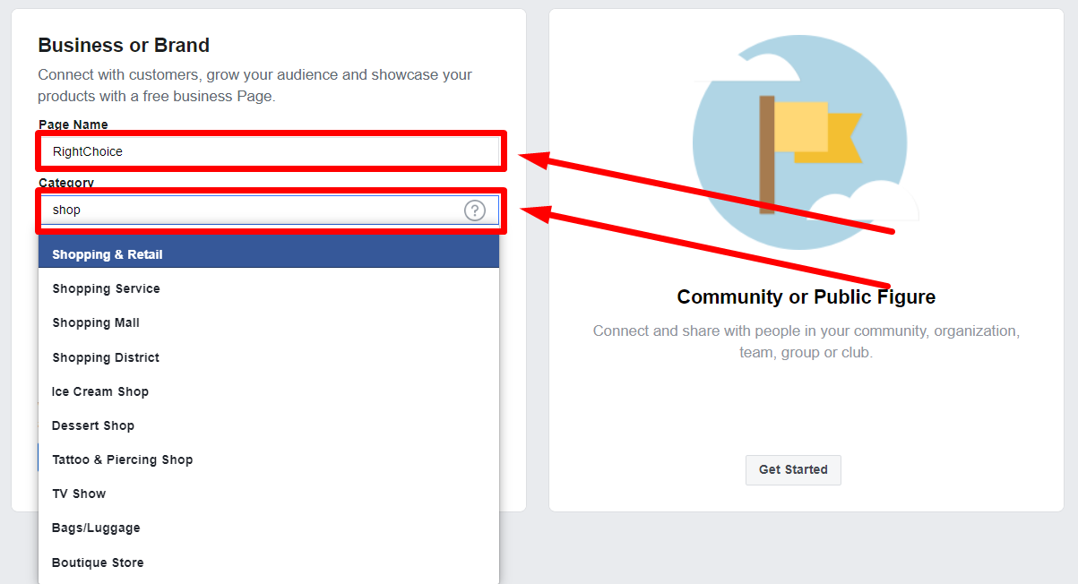 Facebook Business Page Add Company Information