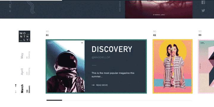Топ 10 Трендов Графического Дизайна 2020 сочетания