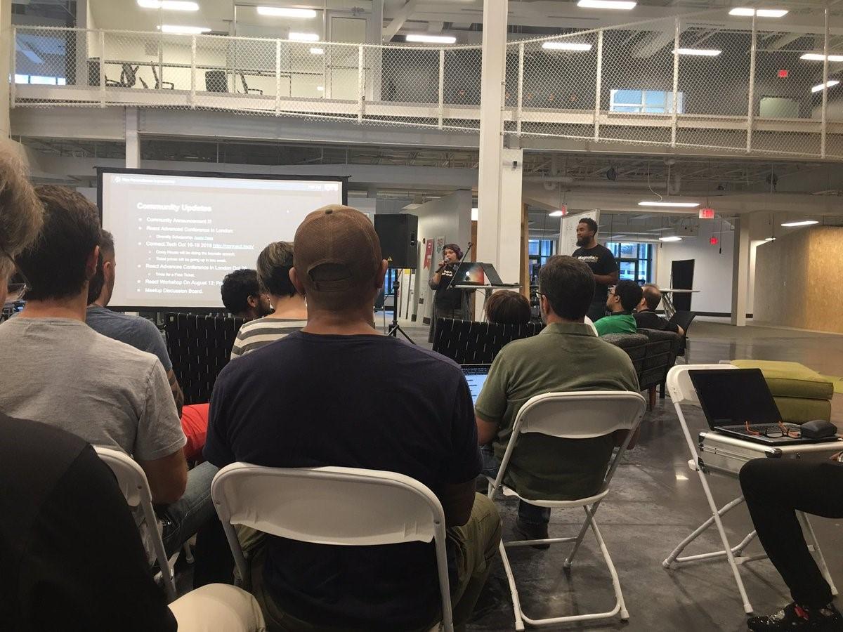 Render React js и React Native Конференции