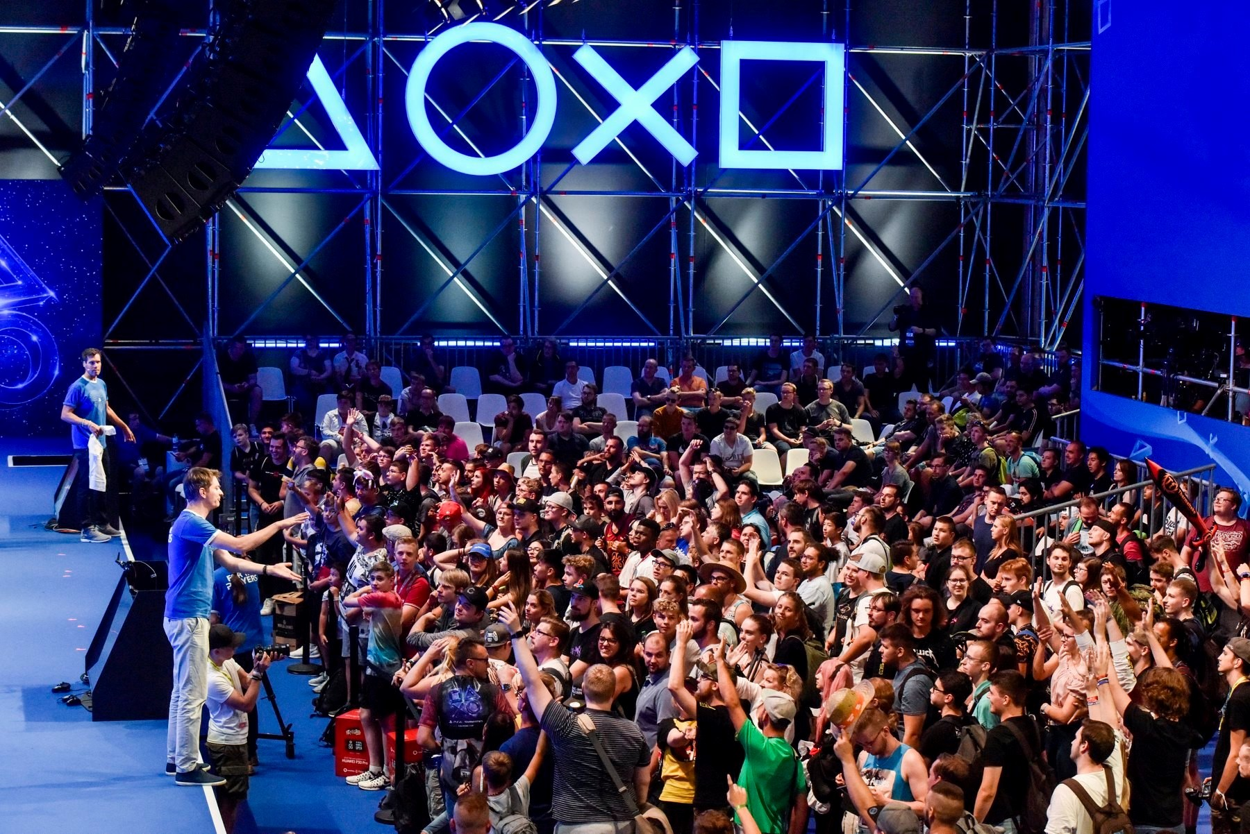 Игровые конференции GamesCom