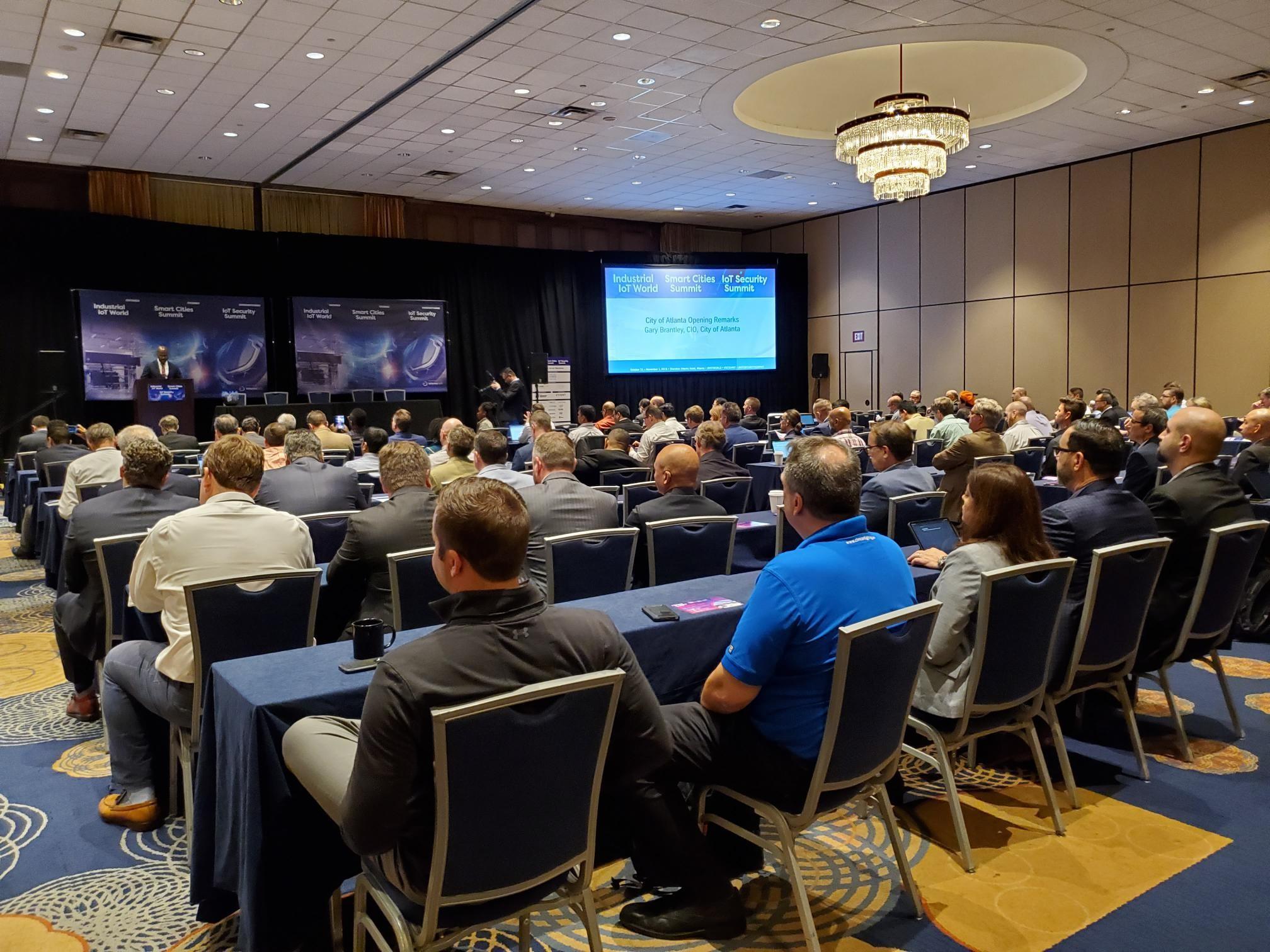 IoT Конференции Industrial