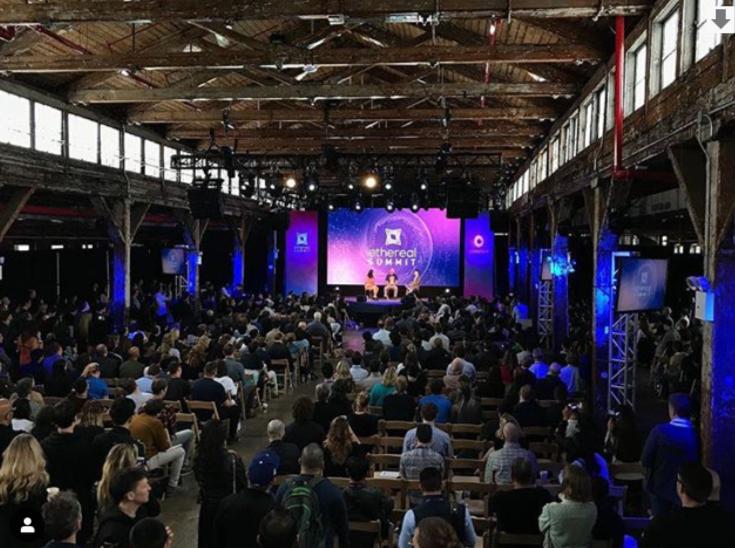 Конференции по Криптовалютам Ethereal